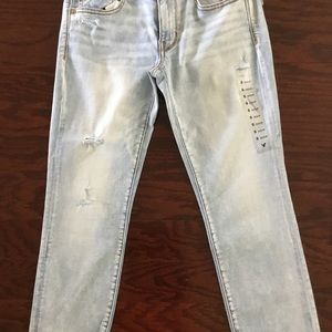 American Eagle Outfitters Artist Crop Jeans sz 6